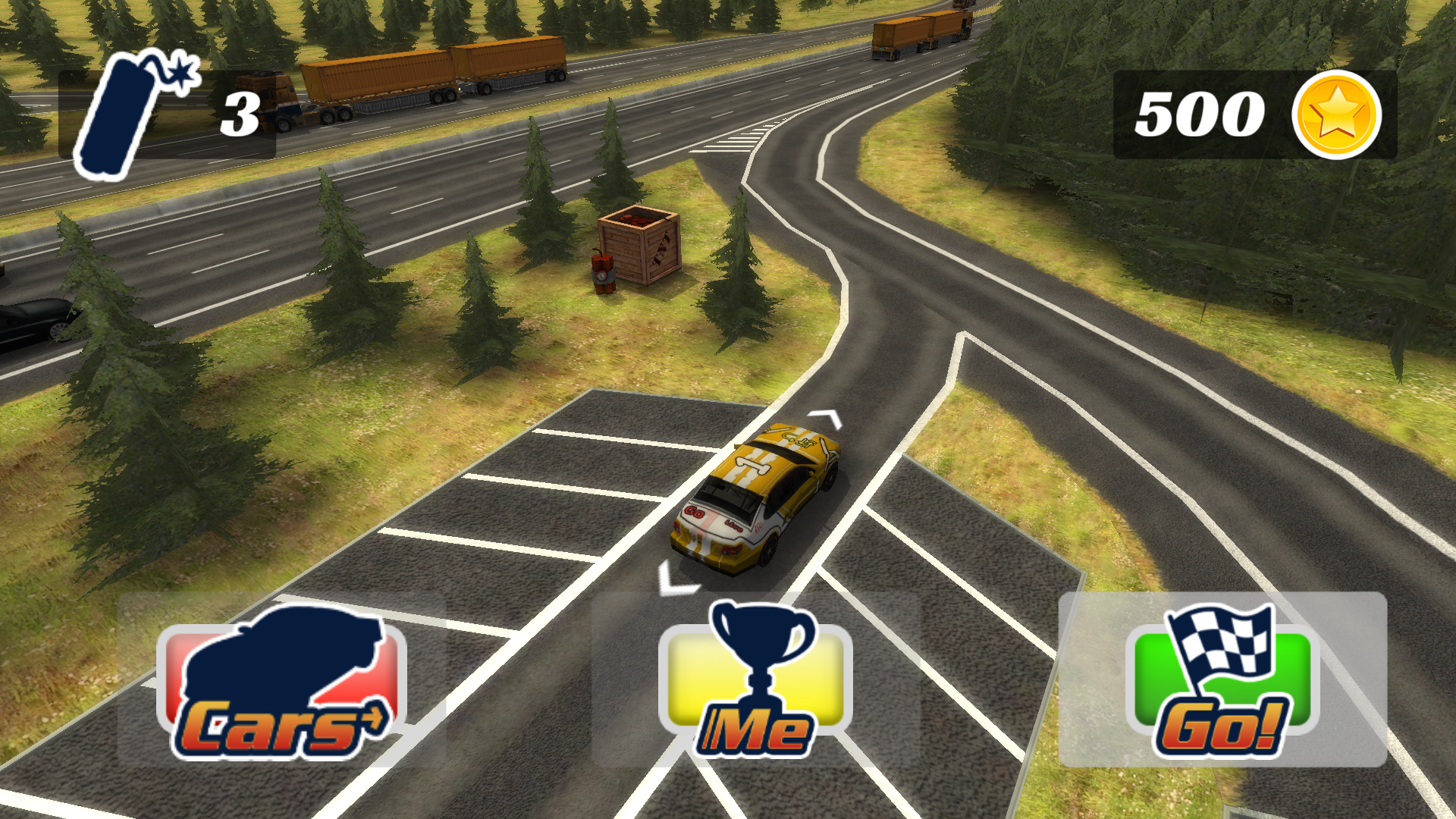 Highway Crash Derby screenshot 11