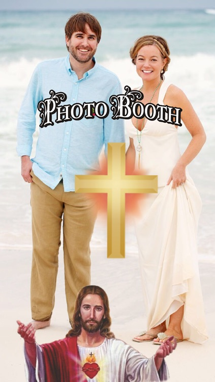 Christian Photo Booth