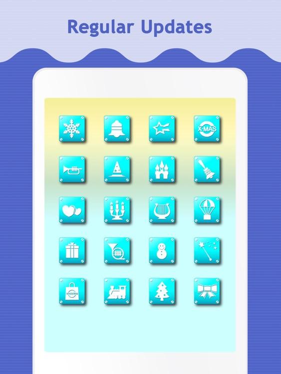 Home Screen Backgrounds for iPad Retina screenshot-4