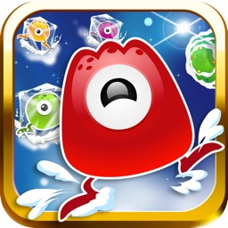 Jelly Slide FREE - Fun and Brain Teasing Puzzle Game