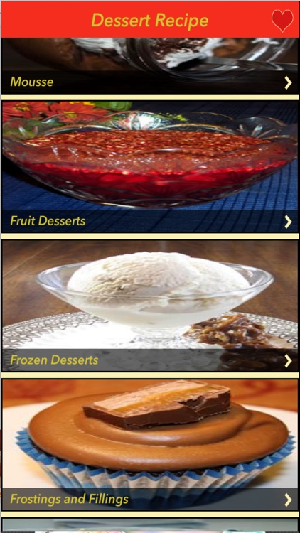 3000+ Dessert Recipes screenshot-4