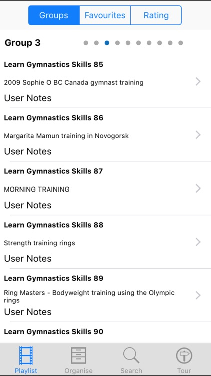 Learn Gymnastics Skills screenshot-2