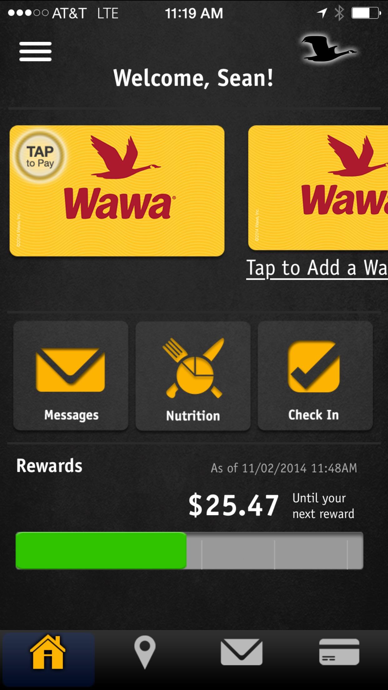 Wawa Screenshot