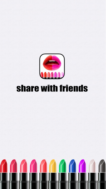 Lip Color Changer - Makeup Booth to Change Lipstick Shades & Got Glossy Lips screenshot-4