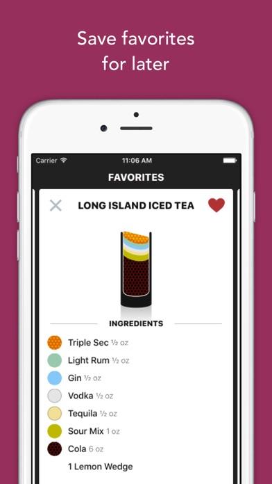 Lush Cocktails screenshot