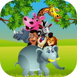 Animal and Bird Sounds - Fun Toddler game by vipul patel