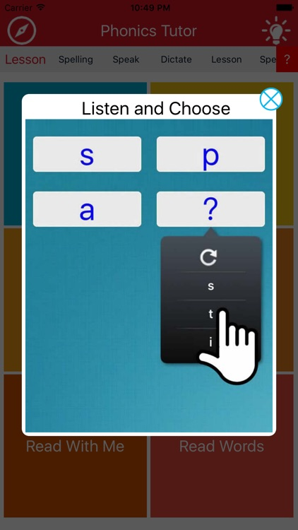 Phonics Tutor 3 screenshot-3