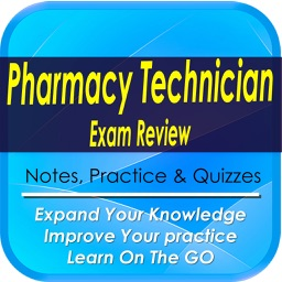 Pharmacy Technician Exam Review: 3800 Study Notes & Quiz