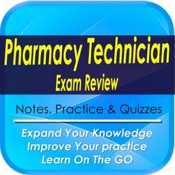Pharmacy Technician Exam Review: 3800 Study Notes & Quiz