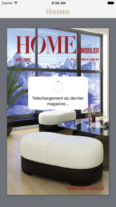 messages.download Home Immobilier software