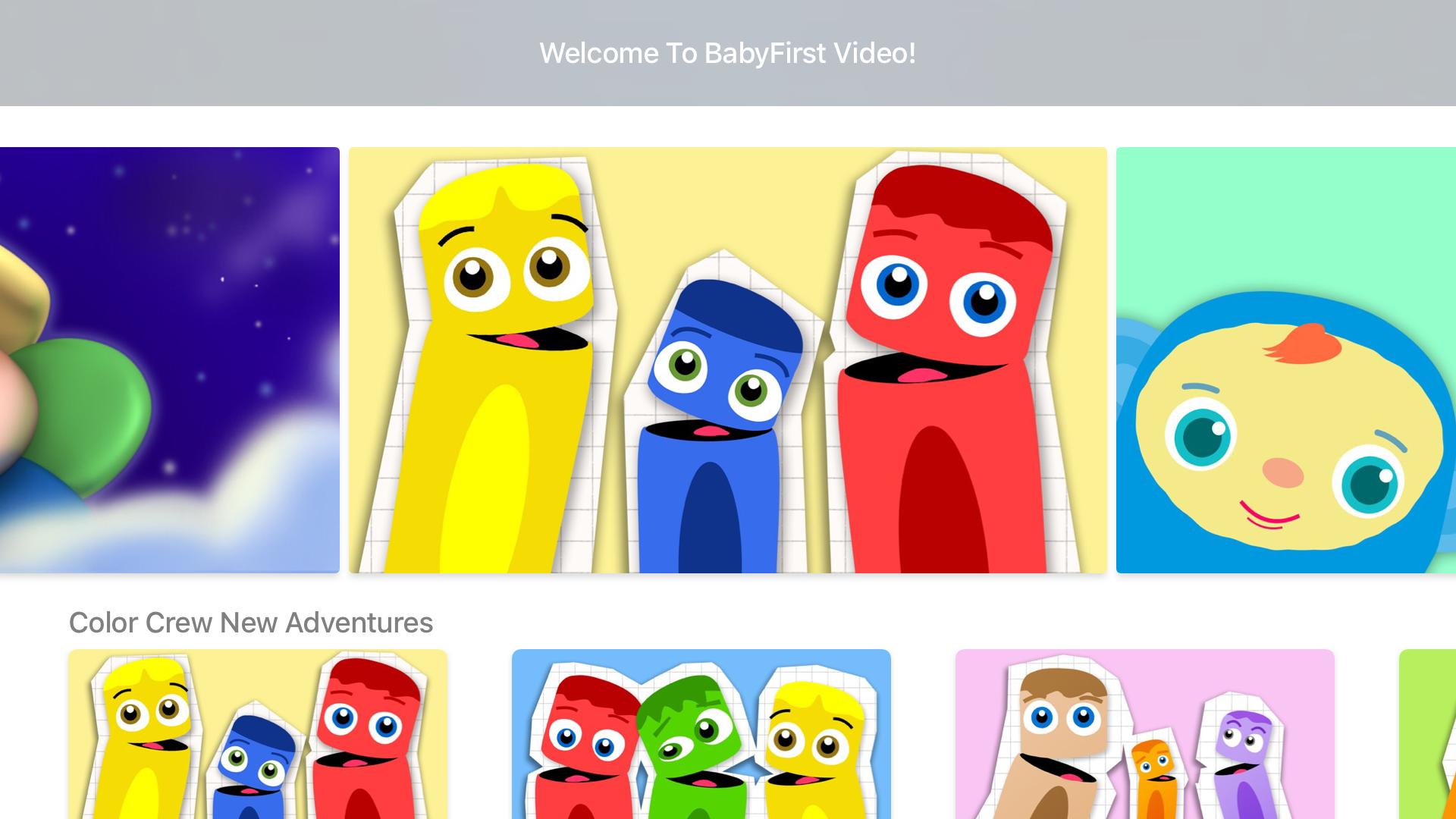 BabyFirst: Educational Videos screenshot 12