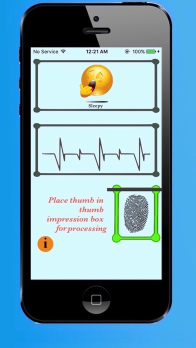 Free Mood Detector with finger prints-1