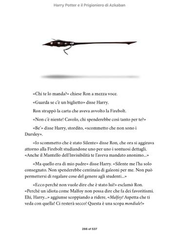 Harry Potter E Il Prigioniero Di Azkaban Pdf Ita