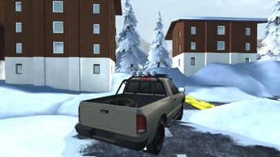 Snow Truck Parking - Extreme Off-Road Winter Driving Simulator FREEのおすすめ画像4