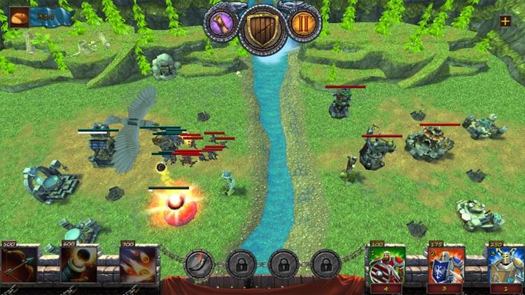 Battlemist: Clash of Towers screenshot-3