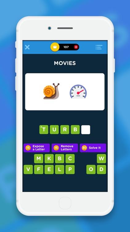Crossword Quiz+ screenshot-3