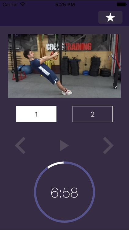 7 min Workout: Suspension Fitness Exercise Routine Trainer for Gym and Home  Exercises – Force Hiit Training Workouts Center by Game Maker Photo