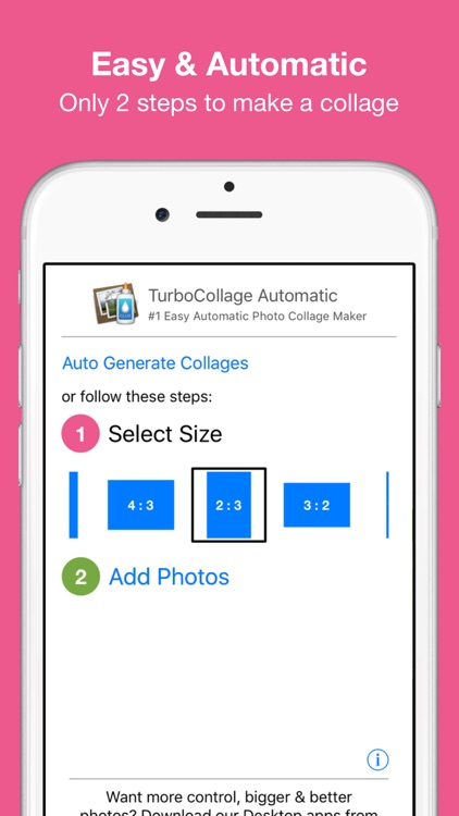 TurboCollage Automatic - Easy automatic photo collage maker screenshot-3