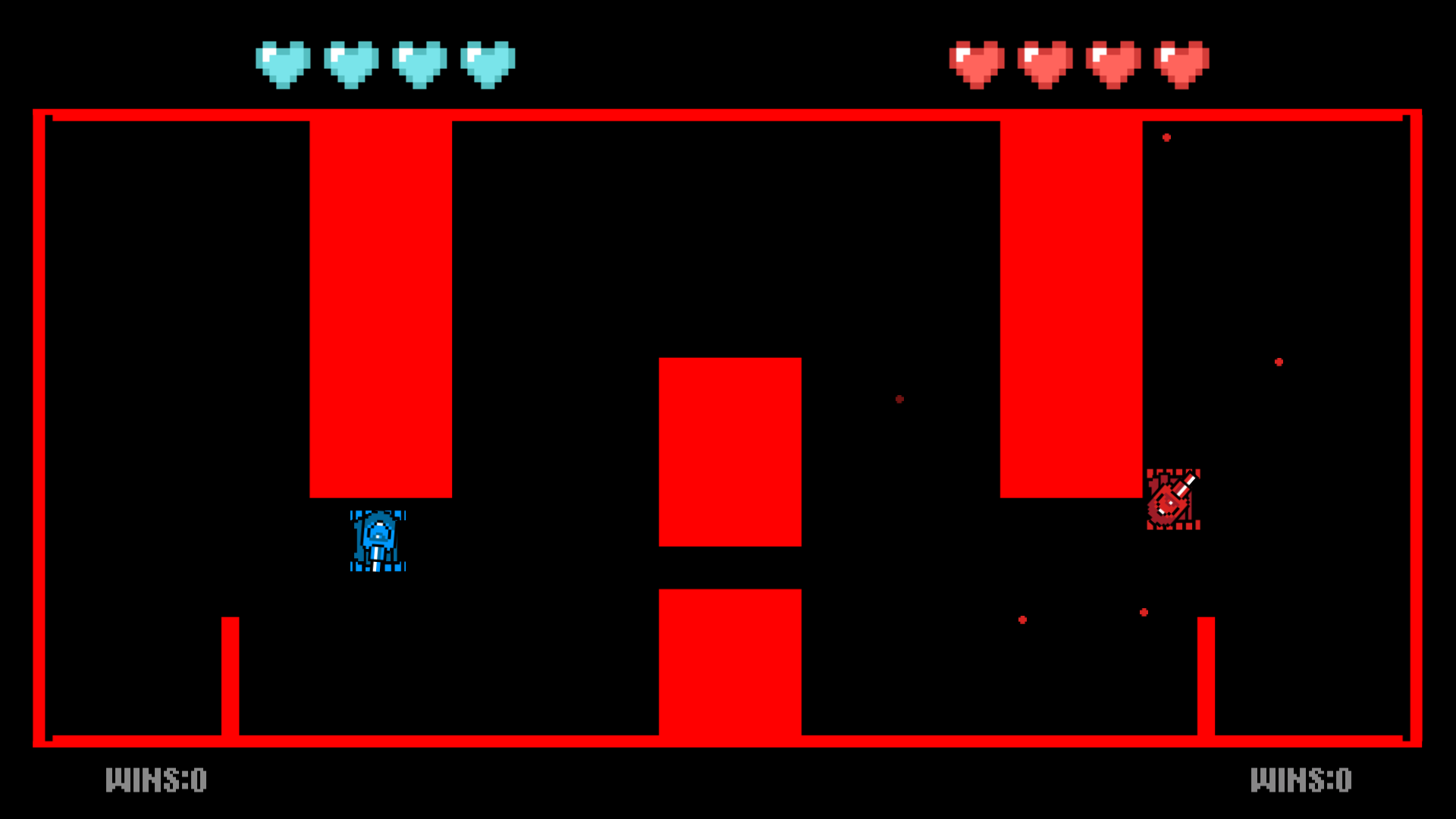 Tank Battle - 2 Player Classic Arcade Game screenshot 5