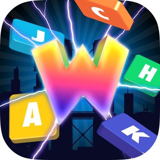 Wordzer: Fun word swipe puzzle