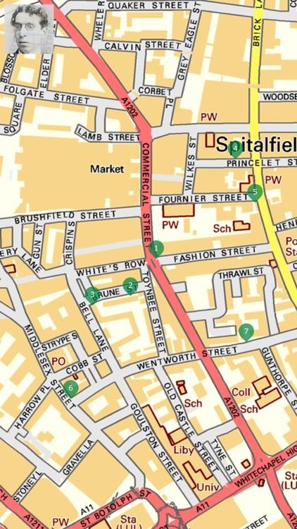 Zangwill's Spitalfields