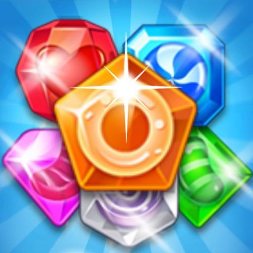 Diamond Match3 - hot jewel games