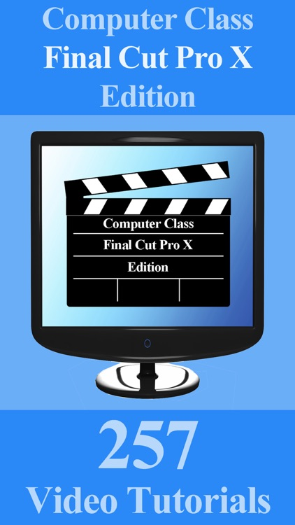 Computer Class - Final Cut Pro X Edition screenshot-0