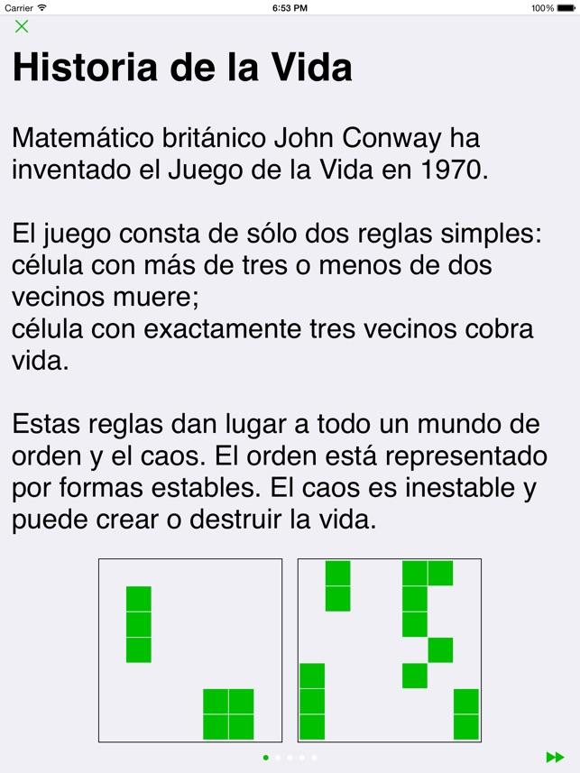 Juego De Vida Duelo John Conway Edicion Clasica En App Store