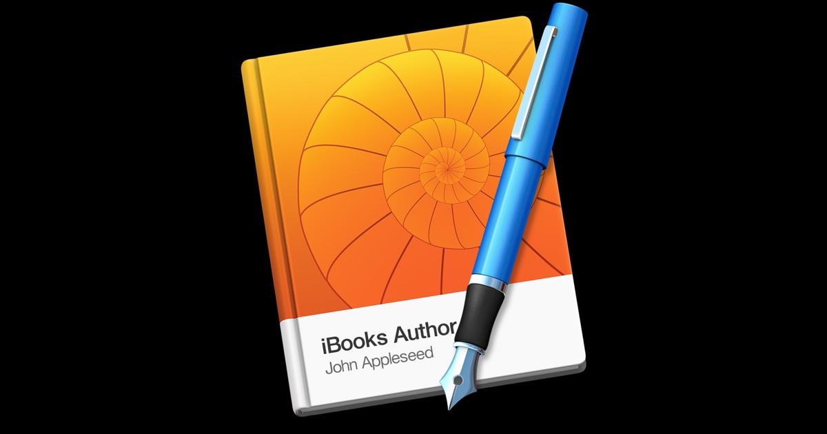 ibook author app for mac