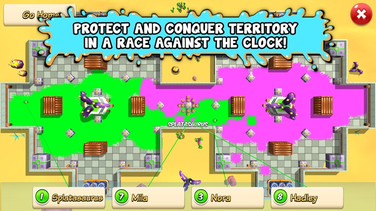 Splat Wars screenshot-2