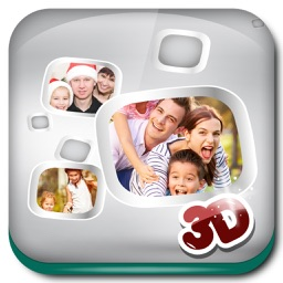 3D Family Photo Frames