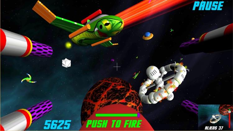 Super Space Laser screenshot-4