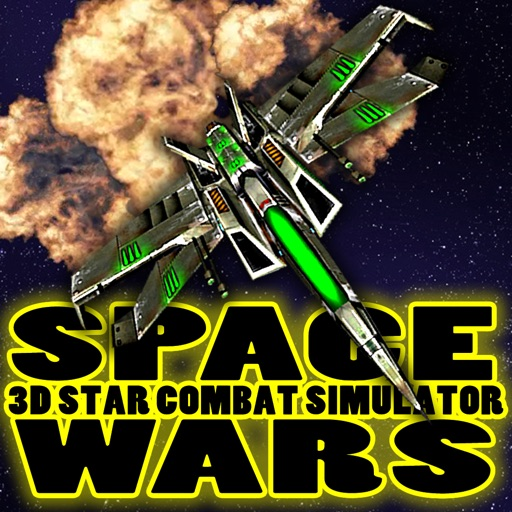 Space Wars 3D Star Combat Simulator: FREE THE GALAXY!