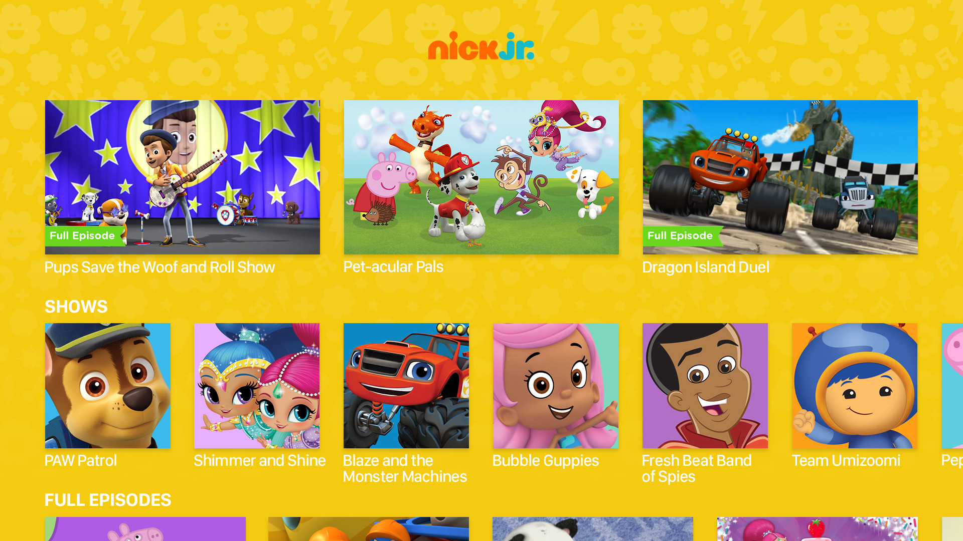 Nick Jr. screenshot 16