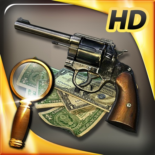 Public Enemies : Bonnie & Clyde (FULL) - Extended Edition - A Hidden Object Adventure icon