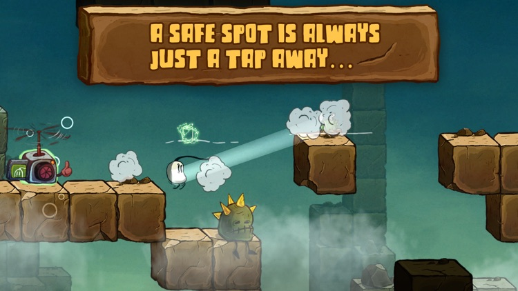 Blown Away: Secret of the Wind screenshot-1