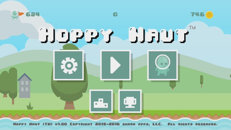 Hoppy Naut screenshot-0