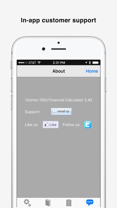 10bii Financial Calculator by Vicinno