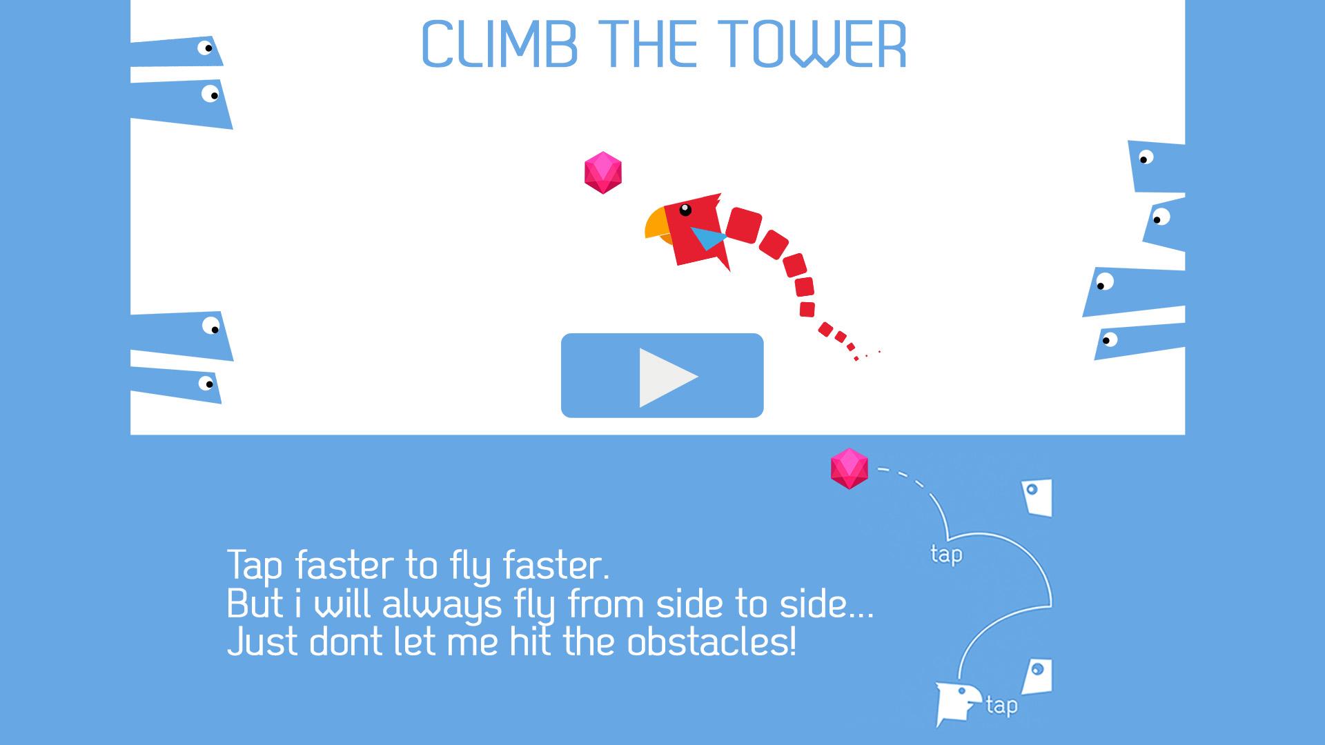 Bird Climb screenshot 11
