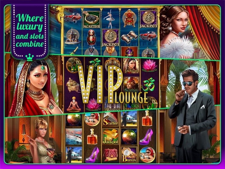 Slot Bonanza: 777 Slots Casino screenshot-2