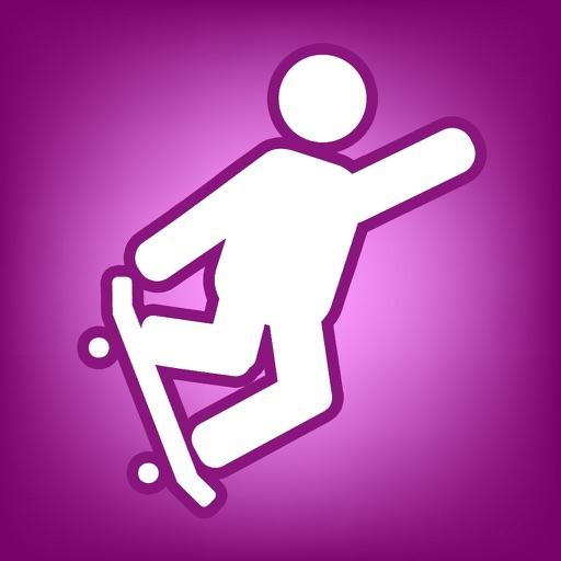 Skateboard Free - Skateboarding Tracker for Real Skaters