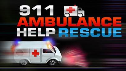 911 Ambulance Help Rescue screenshot three