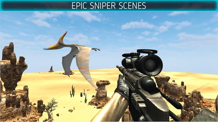 Dinosaur Hunter: Jurassic Jungle screenshot-3