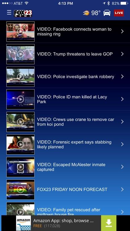 FOX23 News screenshot-3