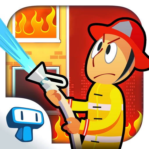 Firefighter Academy - Firefighting Arcade Game for Kids
