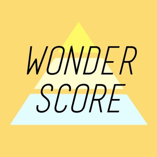 Wonder Score iOS App
