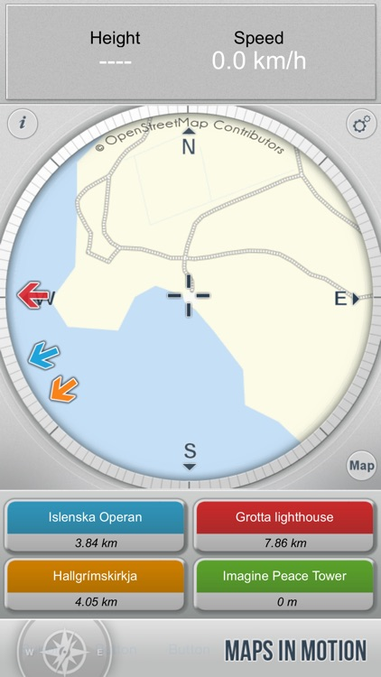 Reykjavik : Offline Map screenshot-2