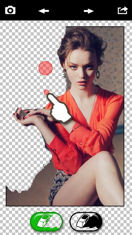 Photo Background Eraser FREE - Transparent Image Editor