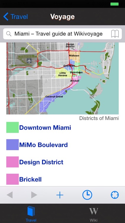 Miami Traffic Cameras Travel NOAA All-In-1 Pro