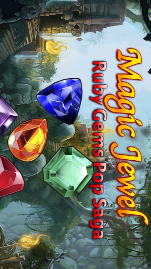 Magic Jewel Pop